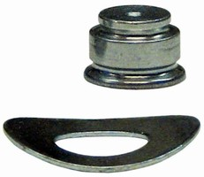 Self-Clinching Fasteners come with paired wave washer.