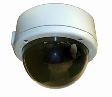 Dome Cameras are available in analog and IP versions.