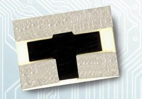 Thin Film Chip Attenuators operate in DC - 10 GHz range.