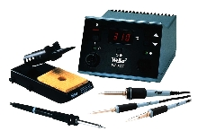 Digital Soldering Station has static dissipative housing.