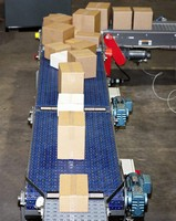 Optimize Line Efficiency with Innovative Case Handling Technology from Intralox- ProMat 2009