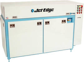 Waterjet Pump can produce pressures in excess of 90,000 psi.