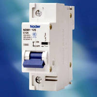 Miniature Circuit Breaker is rated up to 125 A.