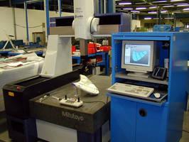 3D Laser Scanner Retrofits Available for I++ Compatible CMMs
