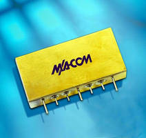 Modules simplify microwave/RF communications system design.