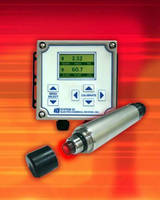 Dissolved Oxygen Sensor withstands pressures up to 145 psi.
