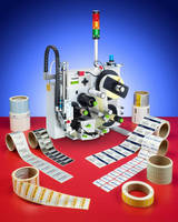Label Printer and Applicator is custom configurable.