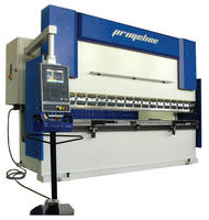 Hydraulic Press Brake offers repeatability of ±0.0004 in.