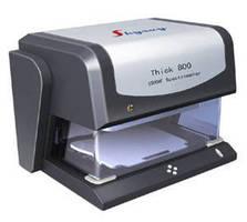 XRFAnalyzer measures plating thickness.