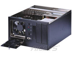 Wallmount Chassis has 7 slots for ATX motherboards.
