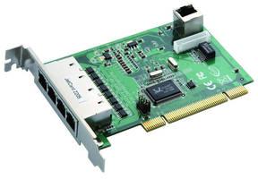 PCI/UPCI Switch Card supports 32 bit Universal PCI bus.