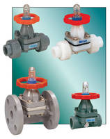 Diaphragm Valves handle corrosive fluids, abrasives, or slurries.