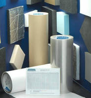 Adhesive Transfer Tape can bond ether, ester, and PVC foams.