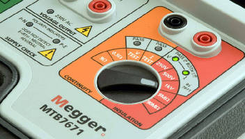 Test Box checks accuracy of electrical test instruments.