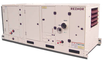Announcing the First 92% Efficient Commercial Air Handling Unit