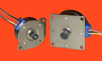 Permanent Magnet Stepper Motors from Astrosyn Available in Low Volumes