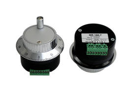 Manual Pulse Generator features user-accessible DIP switch.