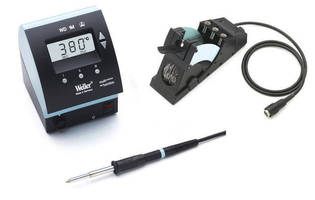 Soldering Station precisely handles difficult solder joints.
