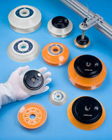 Vacuum Suction Cups are non-marking and wear-resistant.