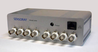 Routing Switcher features remote capability.