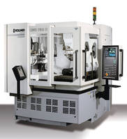 Wire Erosion Machine features 5-axis CNC loader.