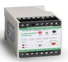 Ground Fault Relay offers adjustable time delay of 0-1.5 sec.