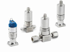 Swagelok Introduces Thermal-Immersion Diaphragm Valves for Semiconductor Manufacturing