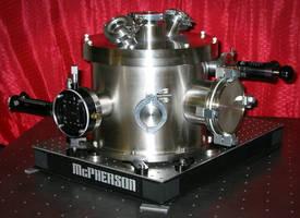 Spectrometer operates in 0.6-20 nm wavelength.