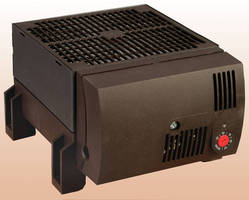 Fan Heater is equipped with built-in temperature limiter.