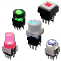 Illuminated Pushbutton is offered with variety of options.