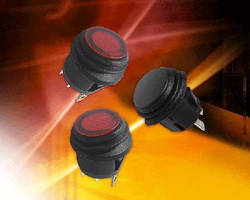 Cherry Introduces Two New Series of Water-Resistant Rocker Switches