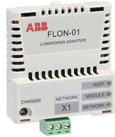 LonWorks® Serial Control Capabilities Now Expanded to ABB E-Clipse Bypass Option for ACH550 Drive Line
