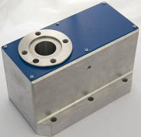 Stepper Motor Rotary Table measures 138 x 86 x 88 mm.