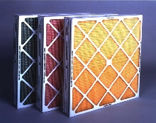 Air Filter saves space, reduces energy.