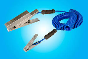 Grounding and Bonding Assembly suits heavy-duty applications.