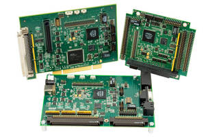 Introducing an Expanded Line of Prodigy® Motion Cards for OEM Machine Designers with Onboard C-Motion Program Execution