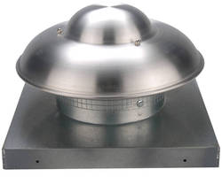 Axial Exhaust Fans are suitable for roof or wall mounting.