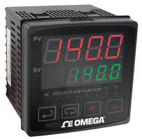 ¼ DIN Ramp/Soak Temperature/Process Controllers CN7200