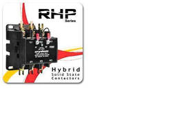 Solid State Contactors incorporate Hybrid SSR technology.
