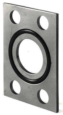 Seal Plates facilitate O-ring installation.