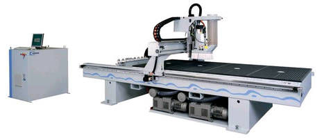 CNC Routers meet entry level application demands.