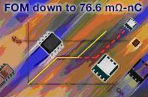 Power MOSFETs offer TurboFET(TM) technology.