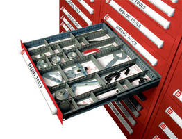 Stanley Vidmar to Feature Parts/Service/ Special Tools Storage Solutions