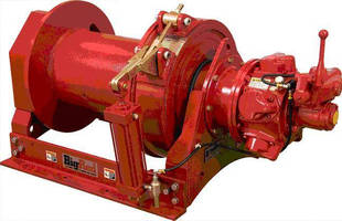 Thern Announces Design Changes for BIG RED TA Air Winches