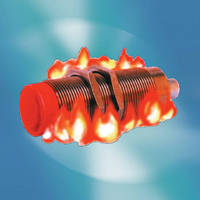 High Temperature Inductive Proximity Sensors