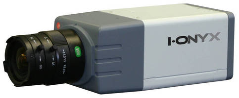 IP Cameras feature DNR to perform in low light conditions.