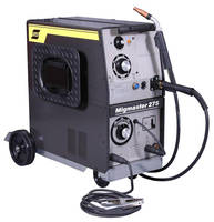Compact Welder is offered as ready-to-use MIG package.