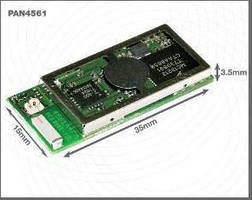 Wireless RF Modules are offered with extended ranges.