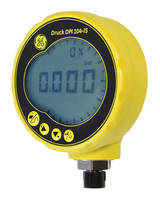 Digital Pressure Gauge Uses Static Dissipative Compound from RTP Company to Provide Safety in Explosive Environments