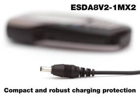 Surge Protector permits safe use of universal battery chargers.